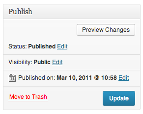 publish or update