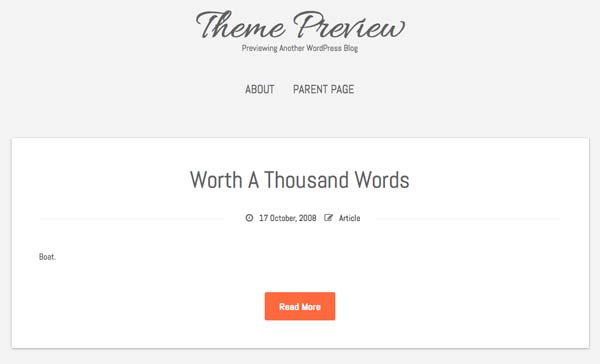 suevafree wordpress theme