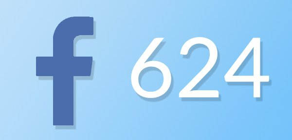 show facebook likes as number