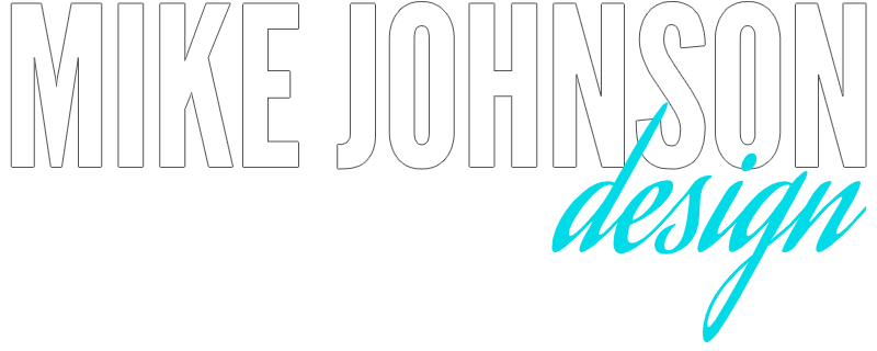 Mike Johnson Design Logo